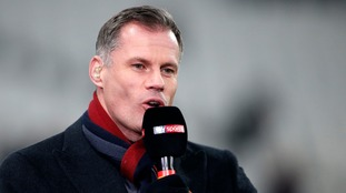 Ex-Liverpool defender Jamie Carragher suspended until end of the season by Sky Sports