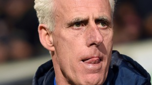 It was a sobering night for Mick McCarthy and his Ipswich Town players at Portman Road.