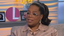 Oprah Winfrey reveals she's a Swansea City football fan