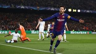 A Lionel Messi masterclass ended Chelsea's Champions League dreams with a Nou Camp mauling