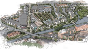 Taunton cattle market site transformation given go ahead