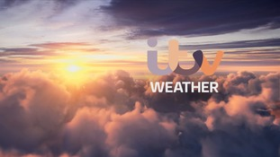 Fair or sunny periods, becoming rather cloudy with scattered showers