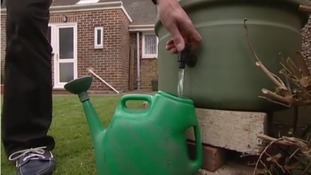 Hosepipe ban introduced