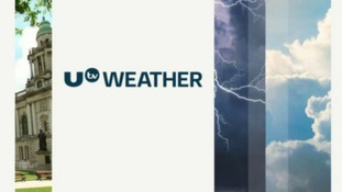 NI Weather: Rain clearing with sunny spells later