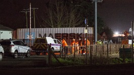 Man suffers life-changing injuries in level crossing crash