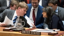 US unites with UK against Russia in fiery spy attack exchanges at UN