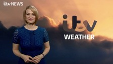 Thursday's weather with Kerrie