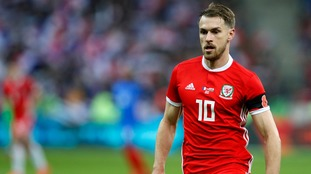 Aaron Ramsey out of China Cup as Ryan Giggs names first Wales squad