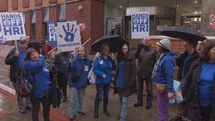 Campaigners take hospital downgrade challenge to court
