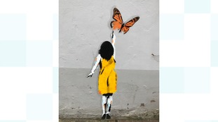 Butterfly Girl: Create what you dream