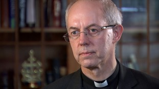 Justin Welby described the Salisbury attack as a 'terrible event'.