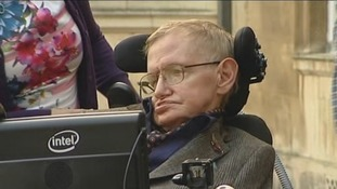 Professor Stephen Hawking died on Wednesday 14 March 2018 at the age of 76.