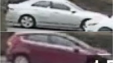 Police want to trace these cars
