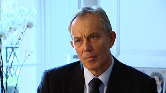 Tony Blair on Syria