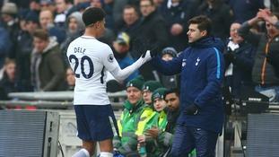 Dele Alli is the best says Tottenham manager Mauricio Pochettino