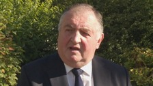 Dumfries and Galloway councillor Jim Dempster