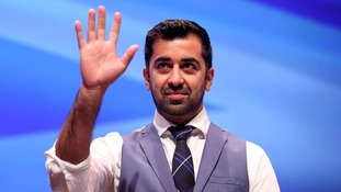 Scottish Transport Secretary Humza Yousaf
