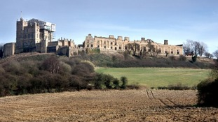 Visitor numbers up at country's spookiest castle