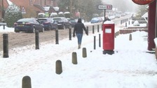 "Mini ""Beast from the East"" to grip region this weekend"