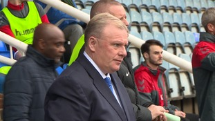 Steve Evans has won his first two games in charge of Peterborough United