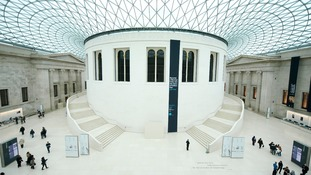 The British Museum maintained its position as the most popular tourist attraction despite suffering an 8% drop in visitors