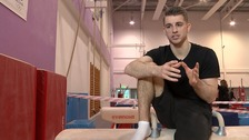 Max Whitlock gives five tips to become a top gymnast