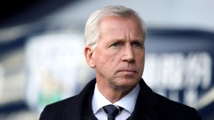 West Brom boss Pardew has held 'clear-the-air' talks with the club's hierarchy as the Baggies look to get out of trouble