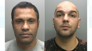 Two men jailed for Carlisle Christmas Eve rape
