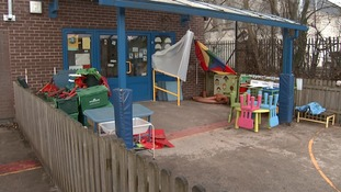 Mrs Gay would like to buy new equipment and a climbing frame for the school.
