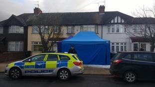 Mr Glushkov's body was found on Monday in his New Malden home.