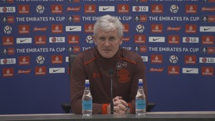 New Saints manager Mark Hughes says team fully focused to stay in Premier League