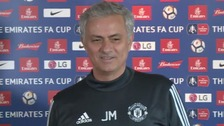 WATCH: Jose's incredible 12-minute record defence