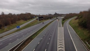 Bogus police officer stops woman driver on motorway