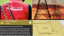 Northern Powergrid prepares for snow and ice