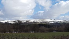 Snow on The Roaches, near Leek(taken earlier this month)