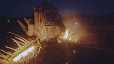 The new £16m Wicker Man ride