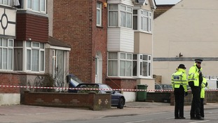 Man arrested after two women shot dead at a house in St Leonards, East Sussex