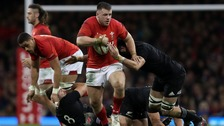 Rob Evans on Wales V France clash