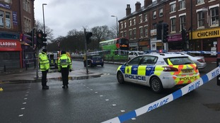 Police appealing for witnesses to a collision in Hyde Park