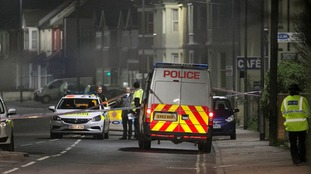 Man arrested after two women shot dead at house in St Leonards