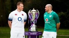 Watch live: Can Ireland clinch Grand Slam on St Patrick's Day?
