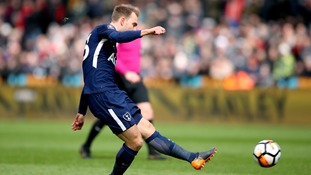 Tottenham Hotspur breezed into the FA Cup semi final with a comfortable win over Swansea City