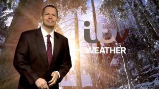 James has the latest forecast