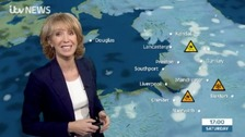 Here's Emma with your weekend Granada weather