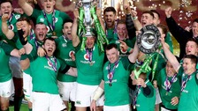 Ireland beat England to win Six Nations Grand Slam