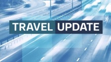 Multiple accidents due to snow closes A66