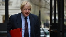 Johnson: Russia response to ex-spy's poisoning 'futile'