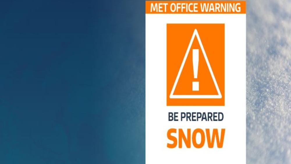 Met Office Amber Warning What Does It Mean Granada ITV News