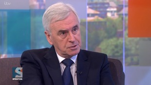 John McDonnell said the Labour leader had been 'clear and consistent'.