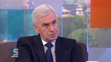 McDonnell denies contradicting Corbyn as he blames Putin directly